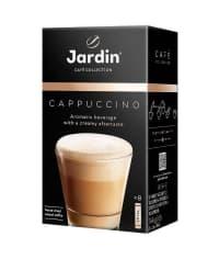 Кофе растворимый Jardin Capuccino 8 стиков x18 г