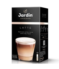 Кофе растворимый Jardin Latte 8 стиков x18 г