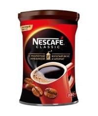Кофе растворимый Nescafé Classic ж/банка 230г