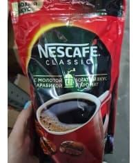 Кофе раств. с молотым Nescafé Classic пакет 150г