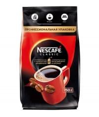 Кофе раств. с молотым Nescafé Classic пакет 750г