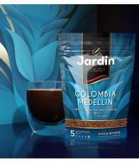 Кофе растворимый Jardin Colombia Medellin дой-пак 240г