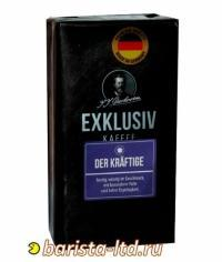 Кофе молотый JJ DARBOVEN Exklusiv Kaffee der Kraftige 250 гр (0,25 кг)