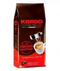 Кофе в зернах KIMBO Espresso Napoletano 1000 г (1 кг)