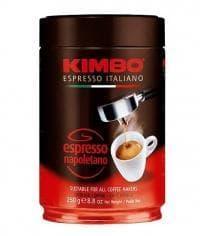 Кофе молотый KIMBO Espresso Napoletano в банке 250г (0,25 кг)
