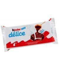 Батончик шоколадный Киндер Делис Kinder Delice 42г