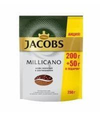 Кофе молотый в растворимом Jacobs Millicano 250 г