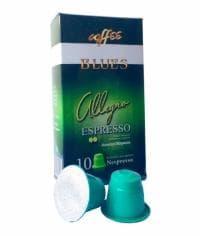 Кофейные капсулы для Nespresso Блюз Allegro
