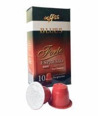 Кофейные капсулы для Nespresso Блюз Forte