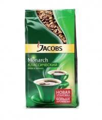 Кофе молотый Якобс Монарх классический 430 грамм