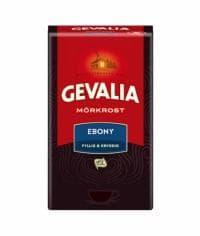 Кофе молотый Gevalia Ebony 425 гр (0.425 кг)