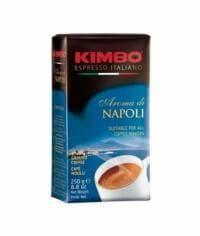 Кофе молотый KIMBO Aroma di Napoli 250 гр (0,25кг)