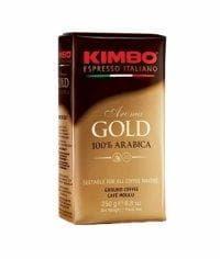 Кофе молотый KIMBO Aroma Gold 250 гр (0,25кг)