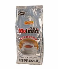 Кофе в зернах Caffe Molinari Espresso 1000 гр (1кг)