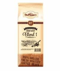 Кофе в зернах DeMarco Fresh Roast Blend 1 1000 гр (1 кг)
