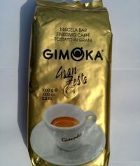Кофе в зернах Gimoka Gran Festa 1000 гр (1кг)