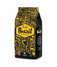 Кофе в зернах Paulig Brazil Tumma Paahto 500 гр (0.5кг)