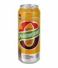 Квас Очаковский 500 мл банка