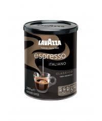 Кофе молотый Lavazza Espresso Italiano  Classico 250 грамм (банка)