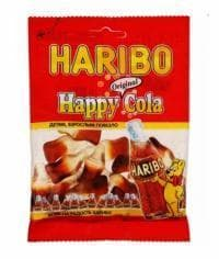 Мармелад Харибо Веселая Кола Haribo Happy Cola 70 грамм