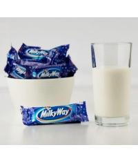 Батончик шоколадный Милки Вэй Milky Way 26г