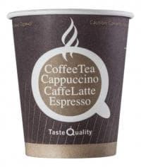 Бумажный стакан Taste Quality (100 шт) ∅80 250мл