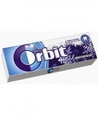 Жевательная резинка Orbit Winterfresh Зимняя свежесть 13,6 г