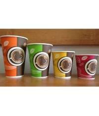 Бумажный стакан Huhtamaki SP12 Кофе с собой d=90 300мл