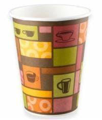 Бумажный стакан Huhtamaki SP12 Чашки d=90 300мл