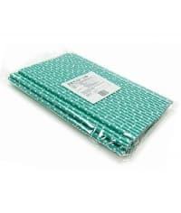 Бумажные трубочки Complement ТИФФАНИ с белыми точками 200мм d=6мм (100 шт)