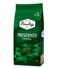 Кофе в зернах Paulig Presidentti Original 250 г (0,25 кг)