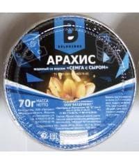 Арахис Белдринкс Семга с сыром 70г