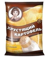 Чипсы Хрустящий картофель Соль 40 г