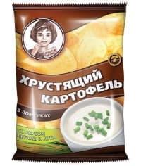 Чипсы Хрустящий картофель Сметана Лук 40 г