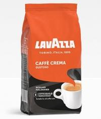Кофе в зернах Lavazza Caffe Crema Gustoso 1000 гр (1кг)