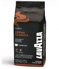 Кофе в зернах Lavazza Expert Crema Classica 1000 гр (1кг)