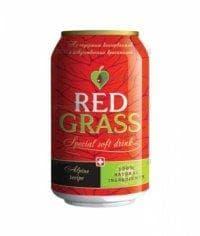 Напиток Ред Грасс 330 мл Red Grass 0.33 банка