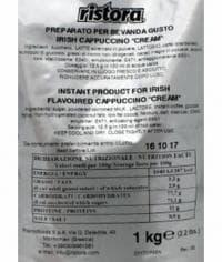 Капучино Ristora Ирландский Крем 1000 гр (1 кг)