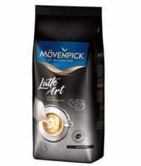 Кофе в зернах Mövenpick LATTE ART 1000 грамм (1 кг)