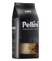 Кофе в зернах Pellini nº82 Vivace 1000 г (1кг)