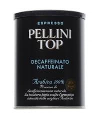 Кофе молотый Pellini Top Dec 250 г (0,25 кг) банка