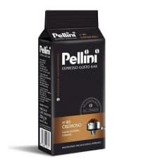 Кофе молотый Pellini nº46 Espresso Cremoso 250 г (0,25 кг)