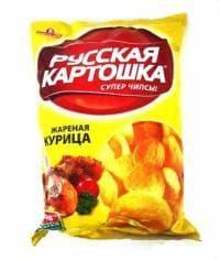 Чипсы Русская Картошка Курица 20 грамм