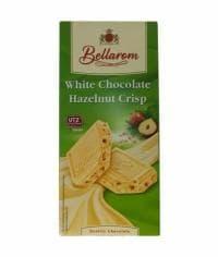 Шоколад BELLAROM UTZ White Hazelnut Crisp 200 г