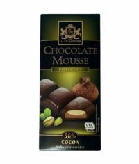Шоколад JDGross Chocolate Mousse pistachio 182,5гр