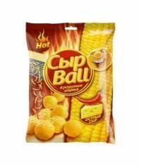 СЫРBALL кукурузные шарики20 грамм