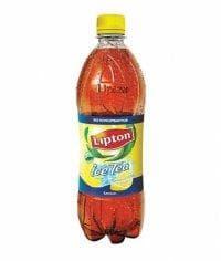 Чай ЛИМОН Lipton Tea 500 мл ПЭТ 0.5