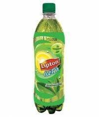 Чай ЗЕЛЕНЫЙ Lipton Tea 500 мл ПЭТ 0.5