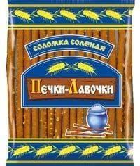 Соломка соленая Печки-Лавочки 40 грамм