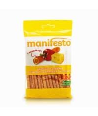Хлебная соломка Manifesto с сыром и паприкой 50 г